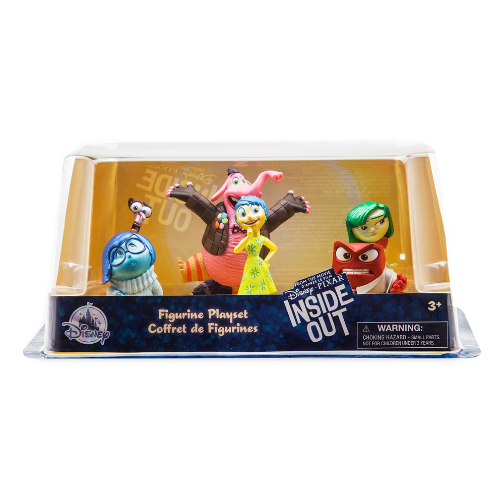 Inside Out Figure Play Set