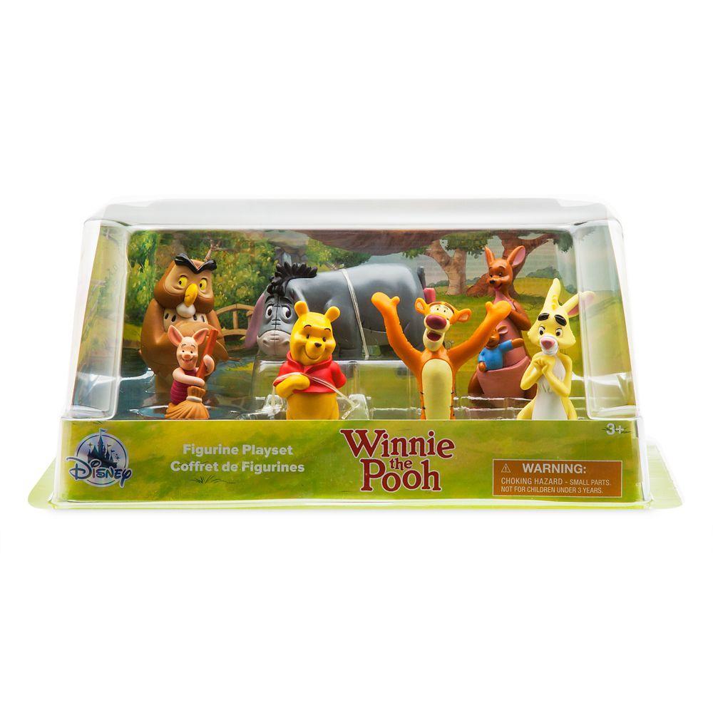Winnie the Pooh Figure Play Set