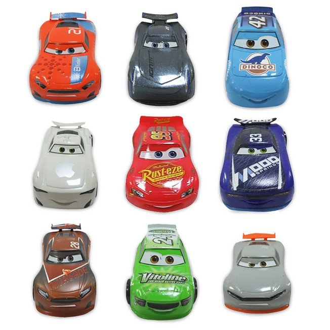 Cars Deluxe Figure Play Set