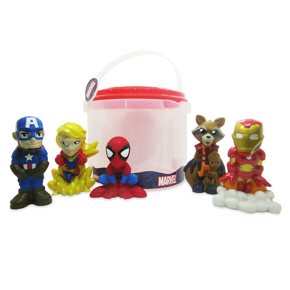 Marvel Avengers Bath Set Official shopDisney