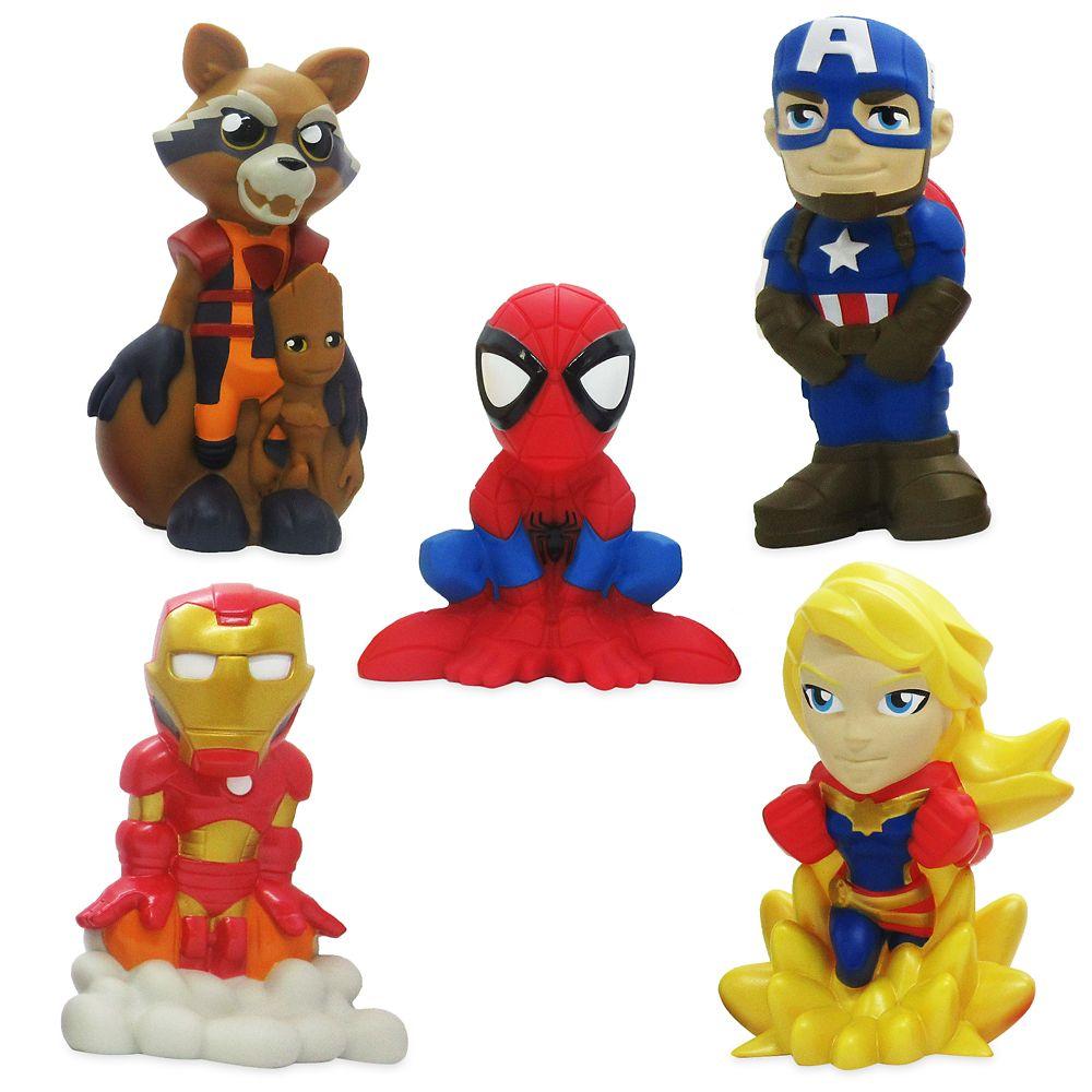 Marvel Avengers Bath Set