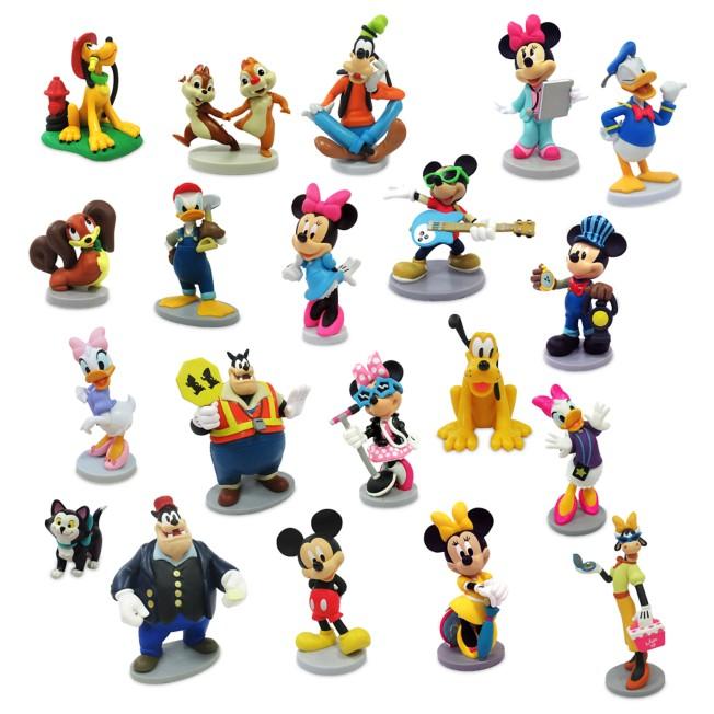 Mickey Mouse and Friends Disney Junior Mega Figure Set