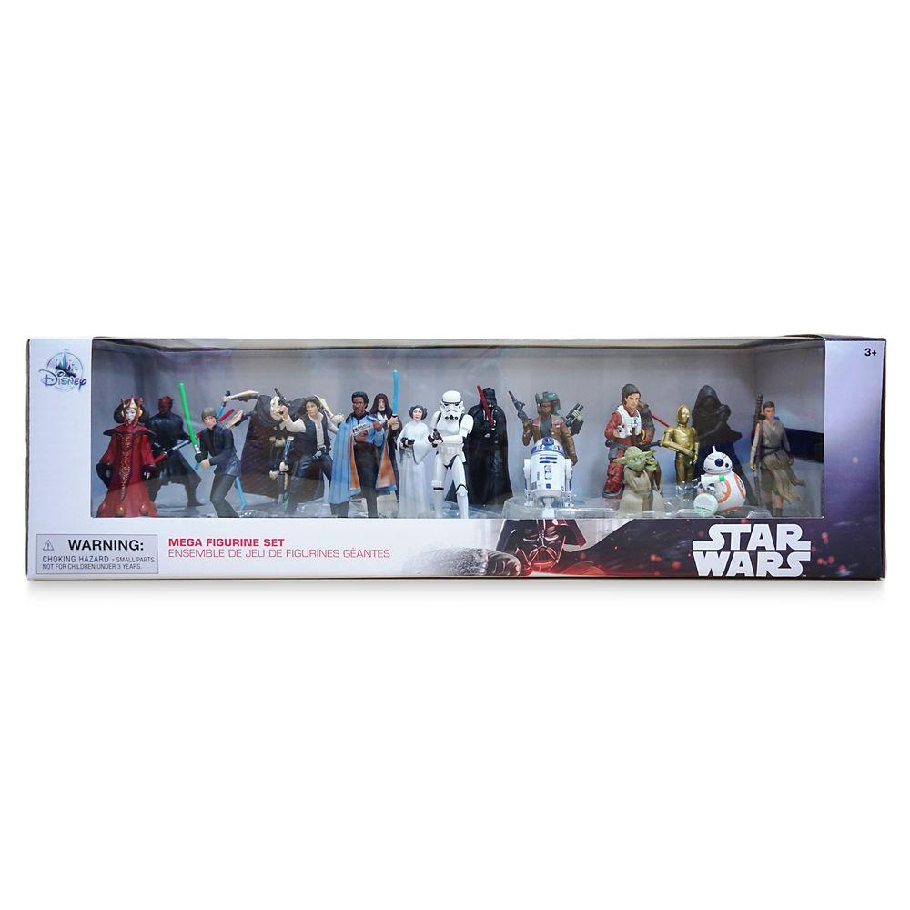 Star Wars Mega Figure Set