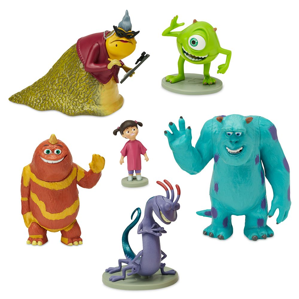 Monsters, Inc. Figure Play Set Official shopDisney