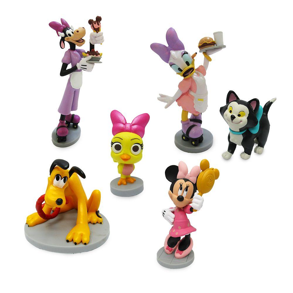 Minnie Mouse Figure Play Set