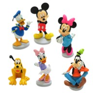 Mickey Mouse Figure Play Set