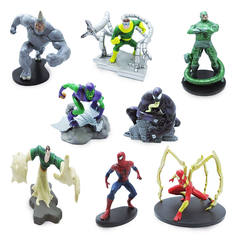 Spider-Man Deluxe Figure Play Set