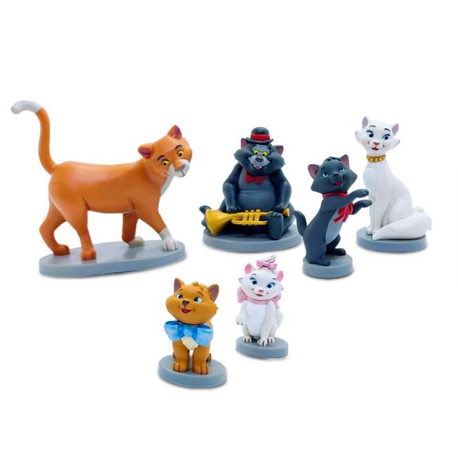 The Aristocats Figure Play Set – 50th Anniversary