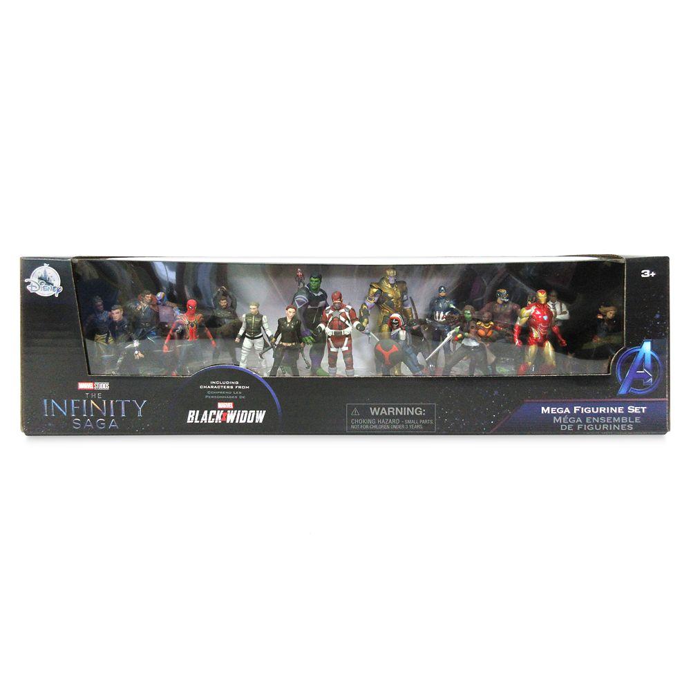 Marvel The Infinity Saga Mega Figure Set