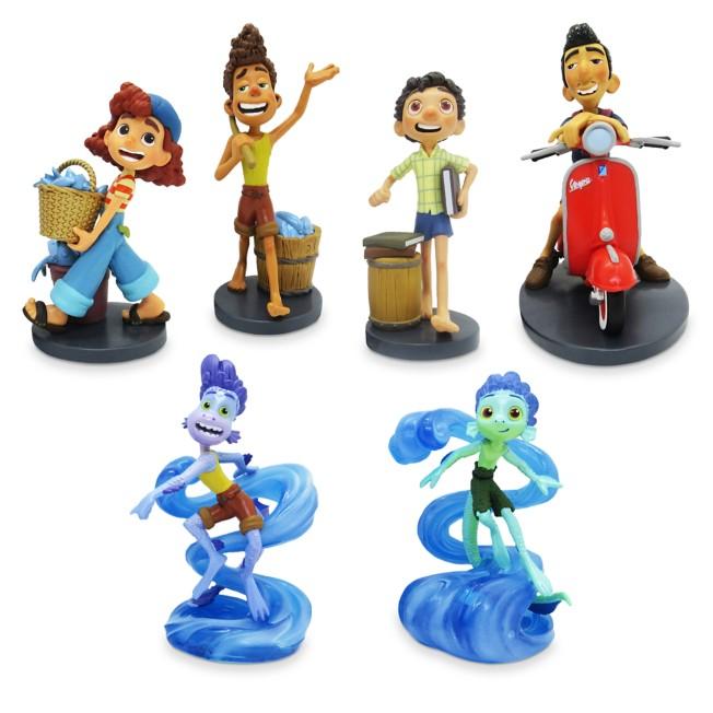 Luca Figurine Play Set