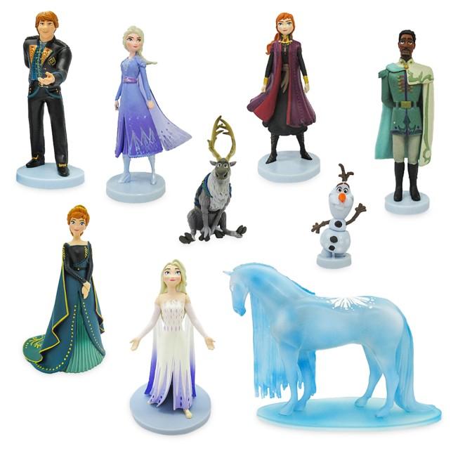 Frozen 2 Deluxe Figure Play Set