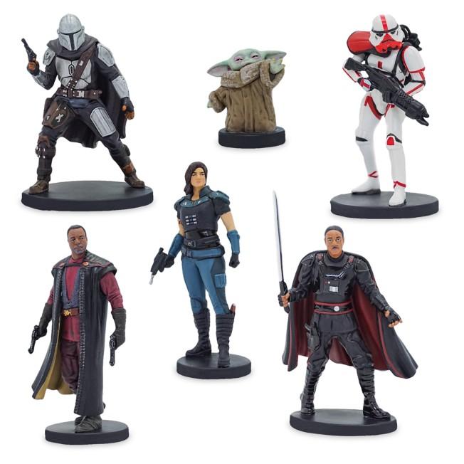 Star Wars: The Mandalorian Figure Play Set