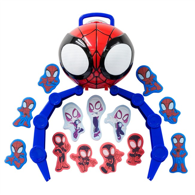 Marvel's Spidey and His Amazing Friends Bath Play Set