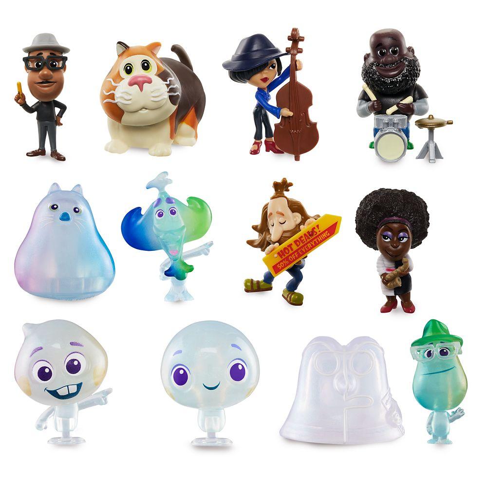 Heart 'N Soul Mini Figure Play Set by Mattel –Soul