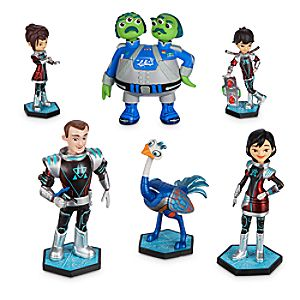 Miles From Tomorrowland Galatech Figure Play Set 6107046020541P