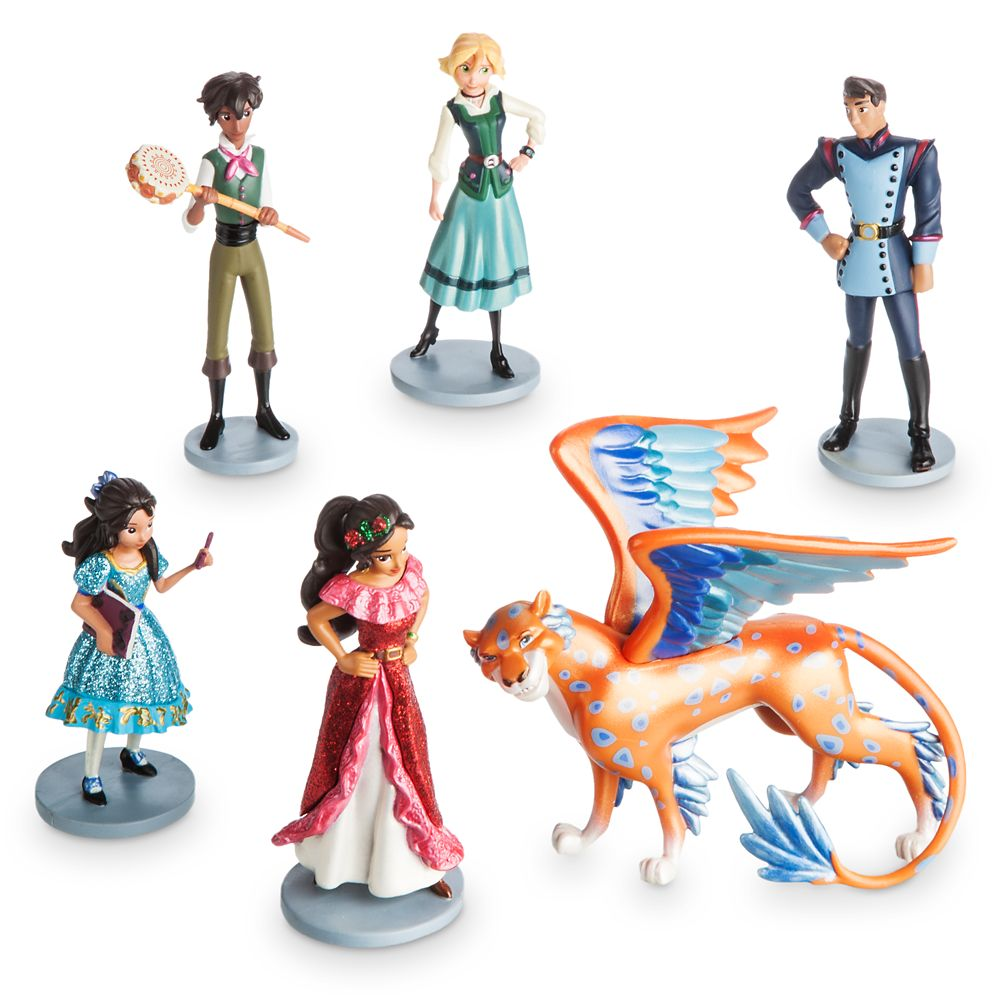 Elena of Avalor Figure Play Set