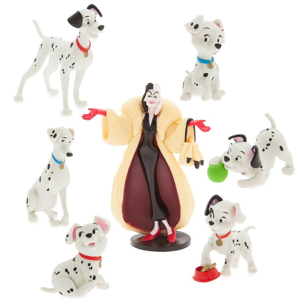 101 Dalmatians Figure Play Set