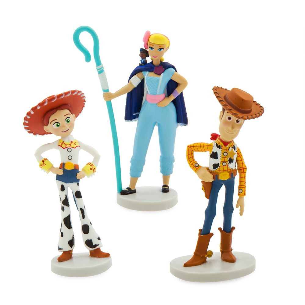 Toy Story 4 Deluxe Figure Set