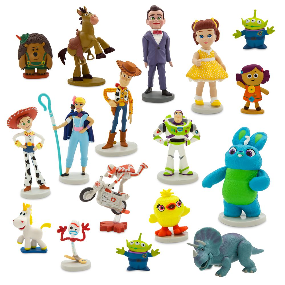 Toy Story 4 Mega Figurine Set