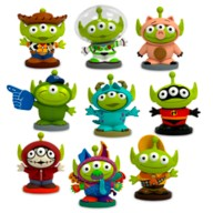 Toy Story Alien Pixar Remix Deluxe Figure Play Set