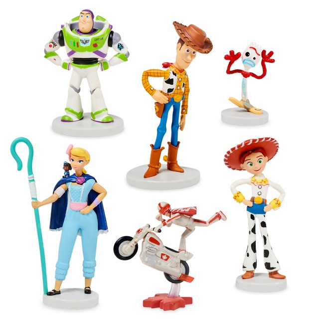 Toy Story 4 Figure Play Set