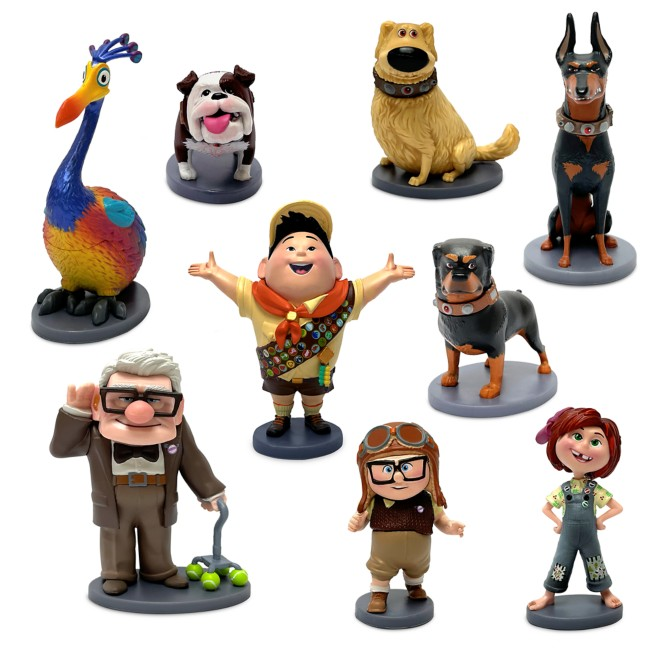 Up Deluxe Figurine Play Set