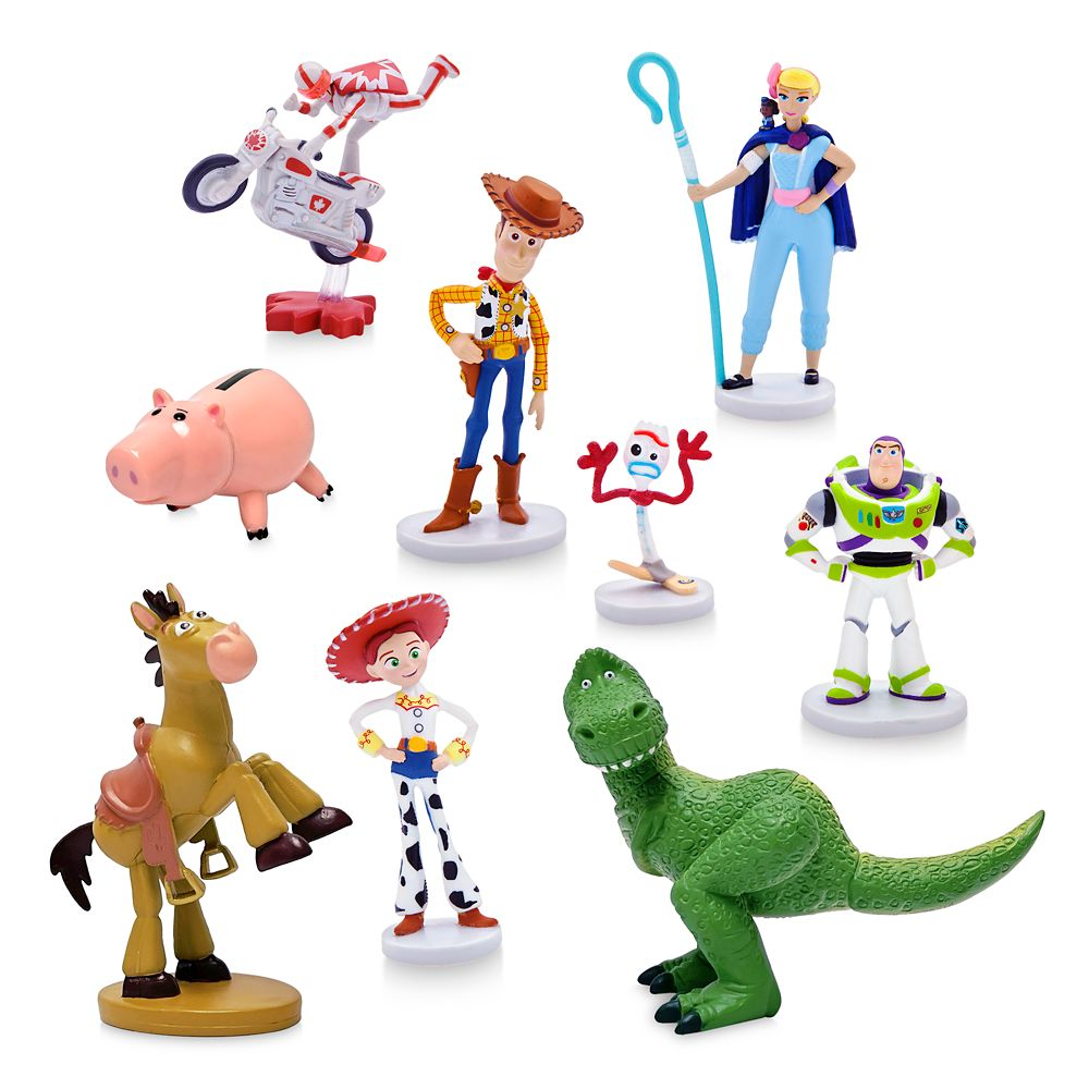 Toy Story Deluxe Figure Play Set