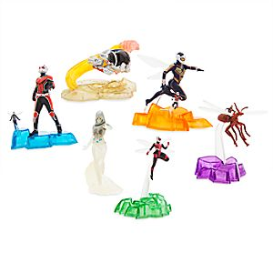 Ant-Man and The Wasp Figure Play Set - Toys for Tots