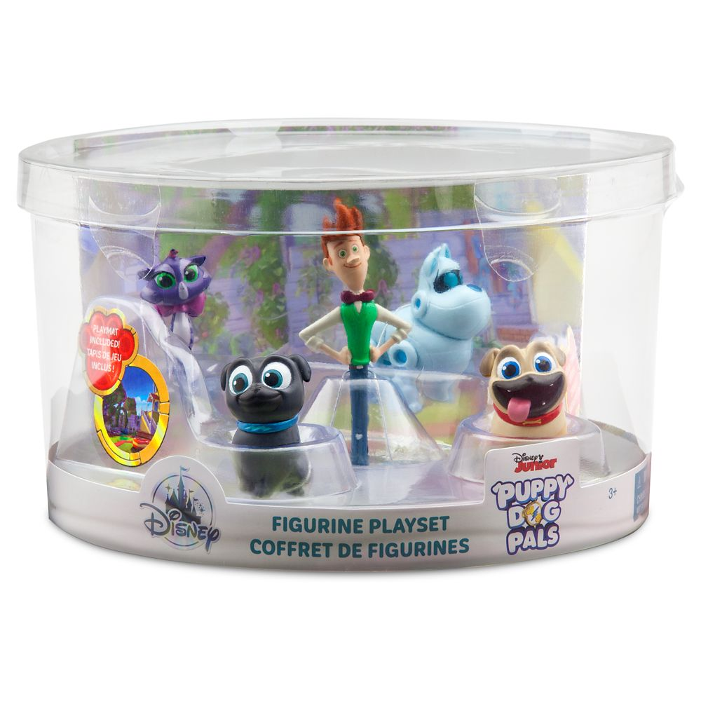 Puppy Dog Pals Figure Play Set – Toys for Tots Donation Item
