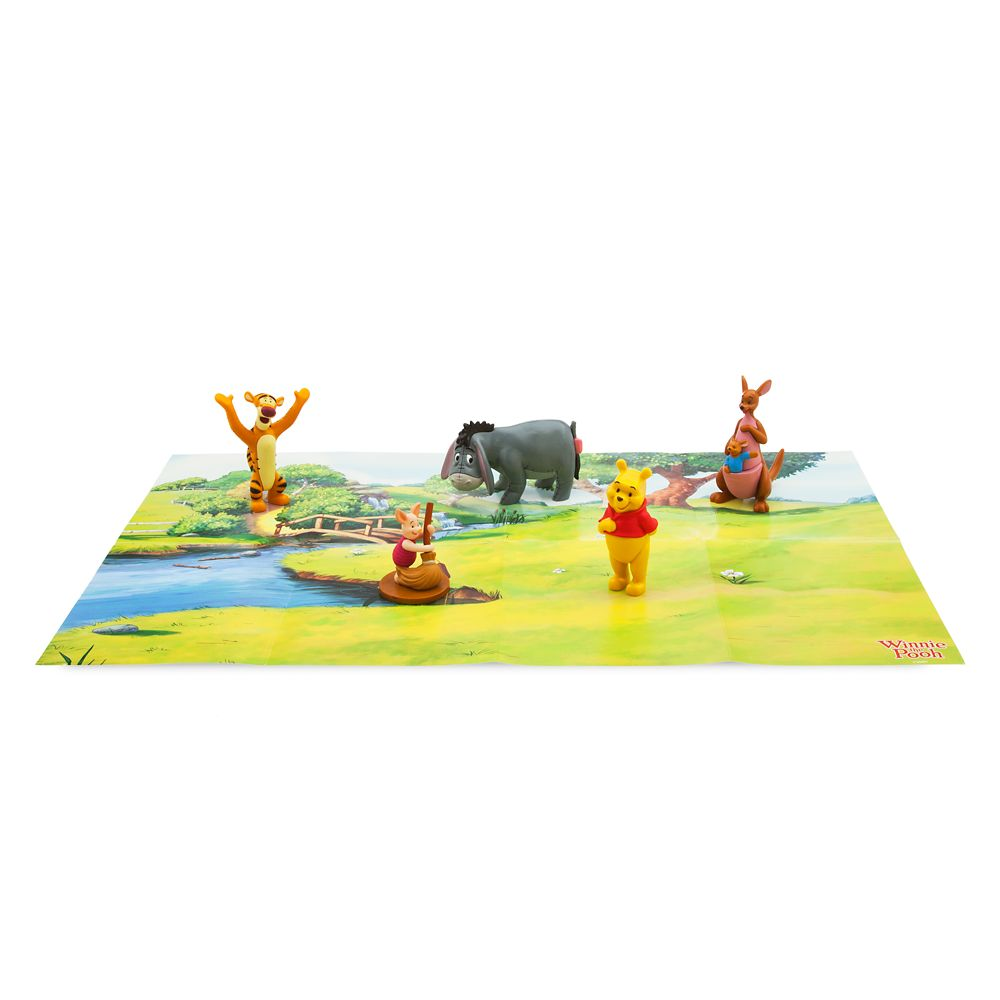 Winnie the Pooh Figure Play Set – Toys for Tots