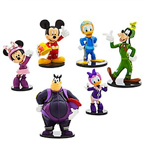 Mickey Mouse and the Roadster Racers Figure