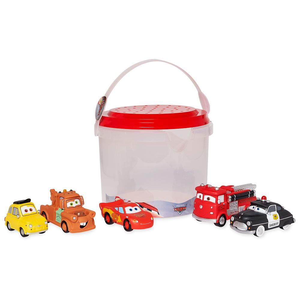 Cars Bath Set