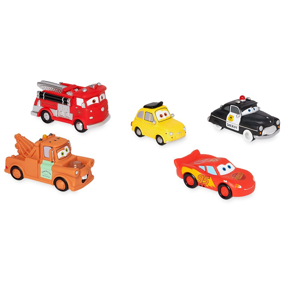 Cars Bath Set