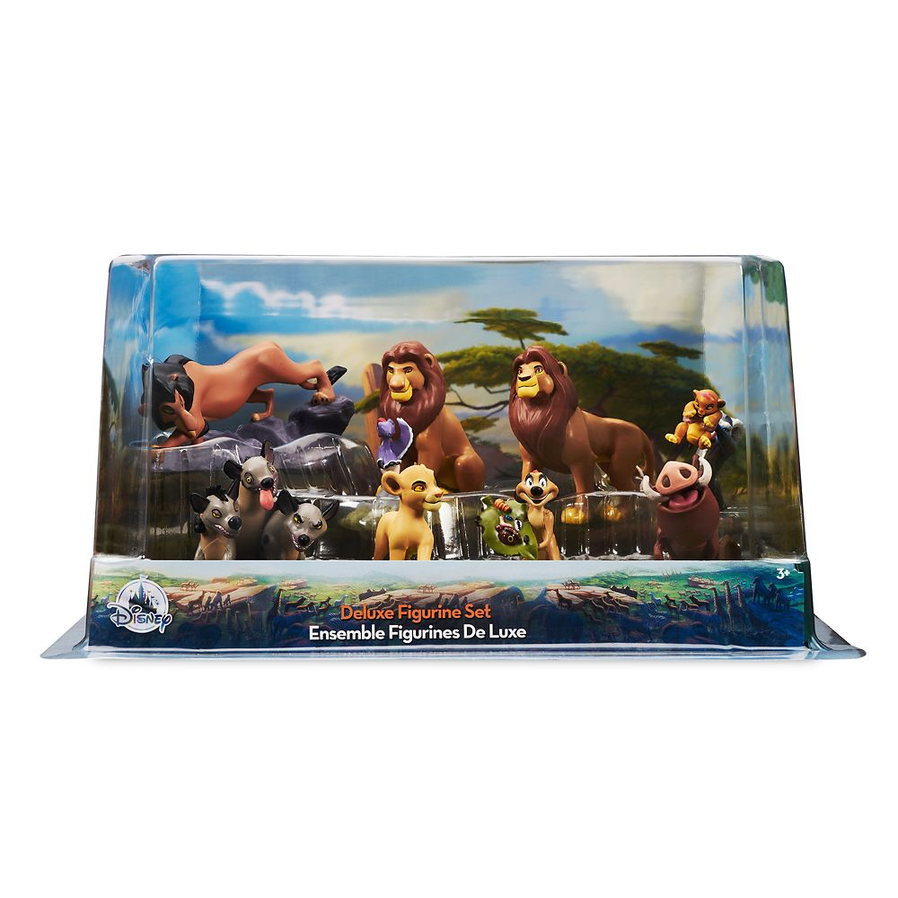 The Lion King Deluxe Figure Set