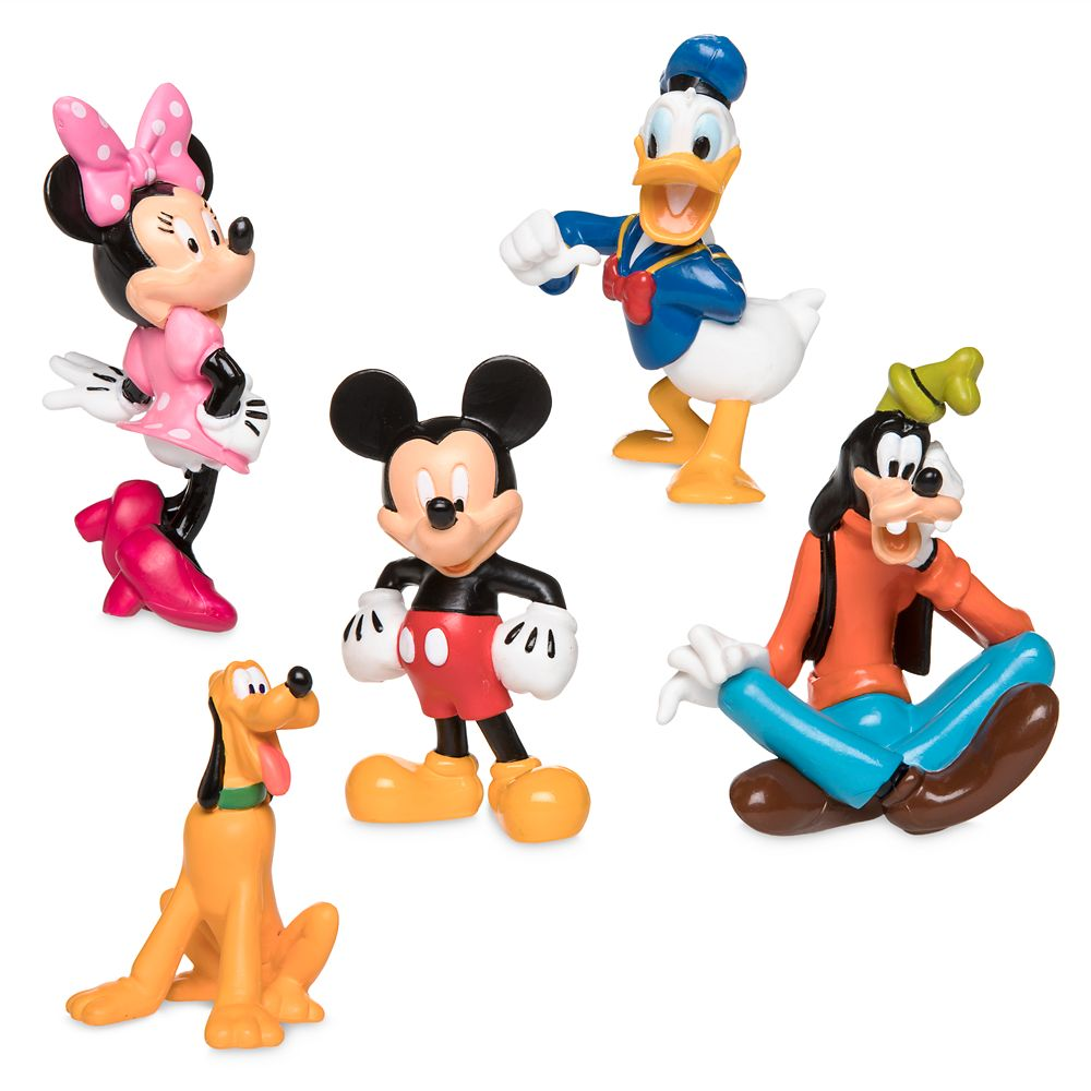 Mickey Mouse Clubhouse Figure Play Set Official shopDisney
