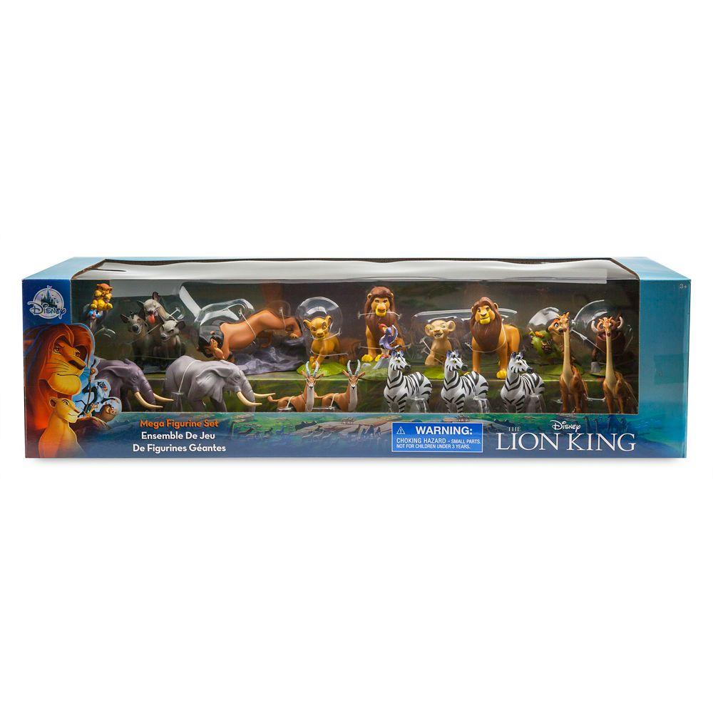 The Lion King Mega Figurine Set