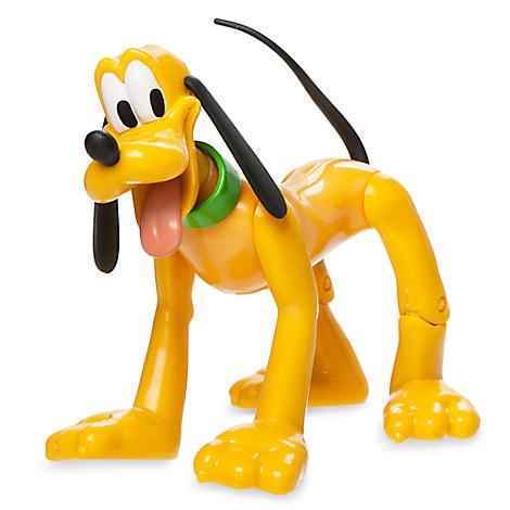 Pluto Clicky Figure