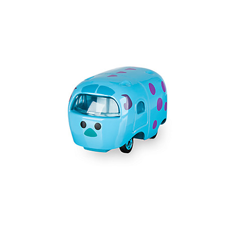 Sulley ''Tsum Tsum'' Die Cast Vehicle by Tomy