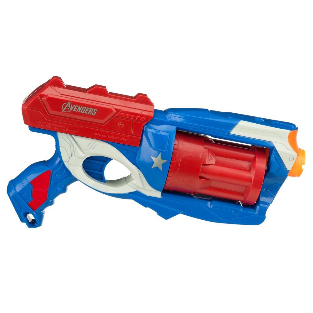 The Avengers: Captain America Brigade Blaster
