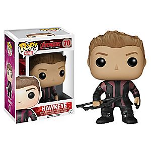 Hawkeye Pop! Vinyl Bobble-Head Figure by Funko - Marvel's Avengers: Age of Ultron 3065047371805P