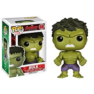 Hulk Pop! Vinyl Bobble-Head Figure by Funko - Marvel's Avengers: Age of Ultron 6505047371806P