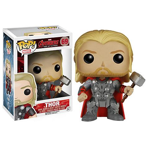 Thor Pop! Vinyl Bobble-Head Figure by Funko - Marvel's Avengers: Age of Ultron