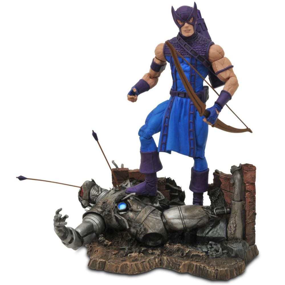 Marvel Select Hawkeye Action Figure – 7 1/2''