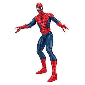 Spider-Man Talking Action Figure - 14'' H 6101047621639P