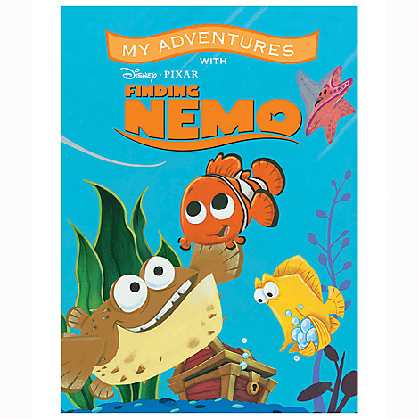 Finding Nemo Personalizable Book - Standard Format
