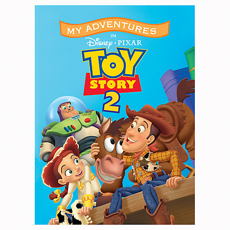 Toy Story 2 Personalizable Book - Standard Format