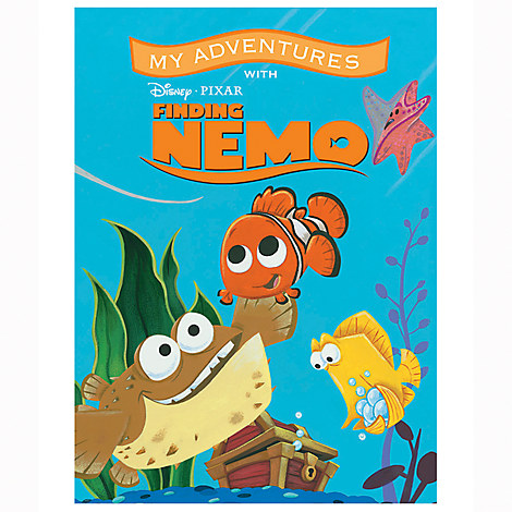 Finding Nemo Personalizable Book - Large Format