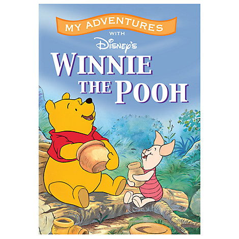 Winnie the Pooh Personalizable Book - Large Format