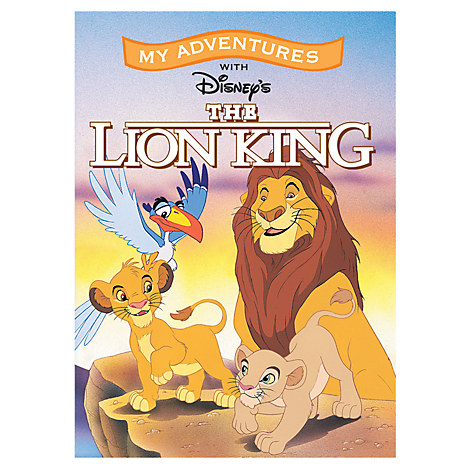 The Lion King Personalizable Book - Standard Format