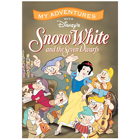 Snow White Personalizable Book - Standard Format